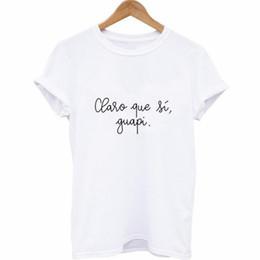 2019 projetos da camisa das mulheres Design de moda t camisa das mulheres de Manga Curta O-pescoço Hipster Rua Carta Imprimir Branco Casual Feminino T-shirt Tops Tees projetos da camisa das mulheres barato