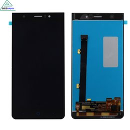 Wholesale Replacement Touch Screen Panel Zte - Black LCD Screen For ZTE Blade A515 A511 LCD Display Touch Screen Digitizer Assembly Replacement Free Tools