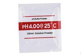 Wholesale Ph Test Solution - PH Buffer Powder for PH Test Meter Measure Calibration Solution 4.01 6.86pH
