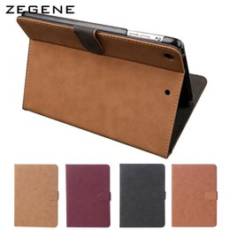 Wholesale Ipad Mini Frosted Case - Wholesale- For ipad mini 4 protective case fashion frosted British style protective case and bracket 2 in 1