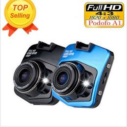Wholesale Original Mini Sd Card - 2017 New Original Podofo A1 Mini Car DVR Camera Dashcam Full HD 1080P Video Registrator Recorder G-sensor Night Vision Dash Cam