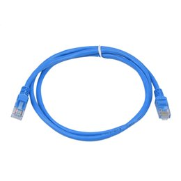 Wholesale ethernet patch 3m - Wholesale- Hot Sale 1M  1.5M 2M 3M 5M 10M 65FT RJ45 For CAT5E For CAT5 Ethernet Internet Network Patch LAN Cable Cord For Computer Laptop
