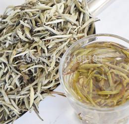 ¡Grado superior 100% natural 100g de té orgánico superior de Bai Hao Yin Zhen Premium! Bai Hao Silver Needle Baihaoyinzhen té, venta desde fabricantes