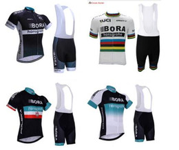 Wholesale New Mountain - 2017 New BORA Pro Cycling Jersey Ropa Ciclismo Bicycle sets Mountain MTB Bike cycling clothing Maillot Ciclismo