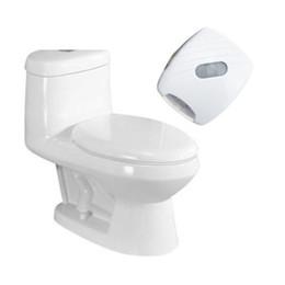 Wholesale Led Switch Cover - New Design Toilet Shining Cover Sense Light The Intelligent Night Light for Your BowlNight Light Whit LED