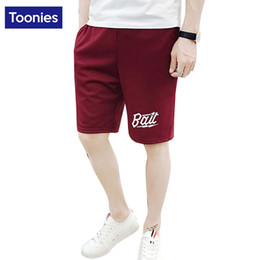 Wholesale Orange Denim Shorts For Men - Wholesale- 2017 Newest Summer Men's Short Casual Shorts Men cotton Fashion Style Bermuda Beach Black Shorts Plus Size M-5XL Short For Male