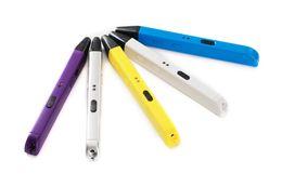 Wholesale printer refills - New model easy handle high quality 3D printing pen 3 D printer pen 3D pen fliaments refills for kids