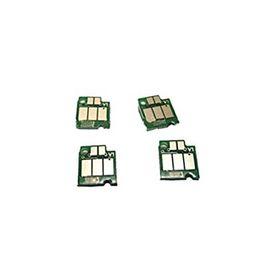 Wholesale Cartridges Ciss - 1 set 4 color (BK C M Y) permanent Chip LC217 LC215 cartridge CISS chip For Brother DCP-J4220N-B W   MFC-J4720N