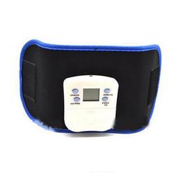 Vibrare la cinghia online-ab Gymnic Electronic Body Health Building antalgico Massaggio Belt Massaggio vibrante massaggio cintura dimagrante