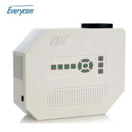 Wholesale Home Theater Projector Cheap - Wholesale-Original UNIC UC30 Cheap Mini Projector AV USB & SD VGA HDMI Projector beamer Multimedia Home Theater LCD Digital Projector