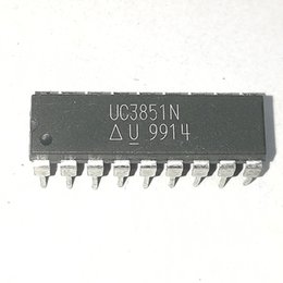 Wholesale Dip Switch Controller - UC3851N . UC3851 , SWITCHING CONTROLLER Integrated circuits ICs , PDIP18   dual in-line 18 pins dip plastic package   Electronic Components