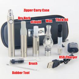evod globe kit Rabatt Heißeste eVod 4 in 1 Vaporizer Wee Vape Kit Evod Batterien 510 Vape Cartridge Trockenkraut Tupfer Glaskugel Öl Vapes Starter Kits