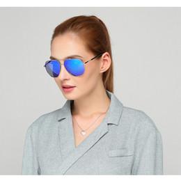 Wholesale Coats Style Women - Brand Designer Classic Pilot Style Driving Coating UV 400 Protection TR90 Frame Polarized Men Women Sunglasses