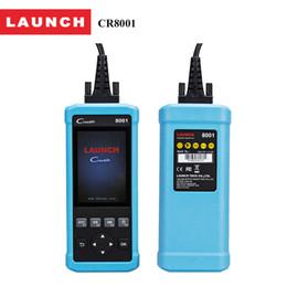 Wholesale Launch Car Diagnostics - 2017 Launch AirBag Code Reader CReader 8001 Obd2 diagnostics auto scanner With O2 sensor test Read MIL,Code Car Auto Tools