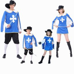 Wholesale Sparta Costume - Children Adults Acient Greece Rome Sparta Warrior Cosplay Costume Knight Performance Clothing Set Halloween Dress Party Supplies