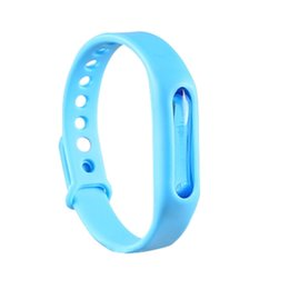 Wholesale Child Repellent - Mosquito Repellent Bracelet Waterproof Non-toxic Hand Wrist Ring Chain Anti Mosquito Bracelet Baby Children Adult Tool Accessories