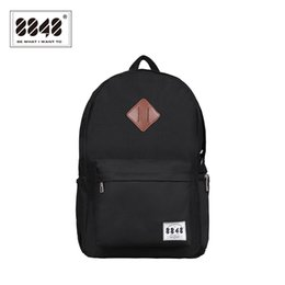 Wholesale Trendy Travel Backpacks - Wholesale- 8848 Brand Backpack Men Backpack Travel Resistant Oxford Waterproof Material Backpacking Trendy Shoe Pocket Knapsack D020-3