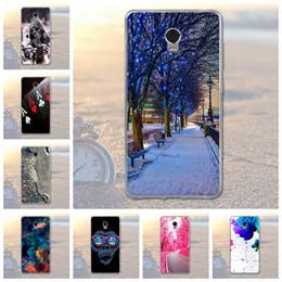 "Wholesale Silicone Vibe - Wholesale- Phone Case for Lenovo Vibe P1 TPU Soft Back Cover Phone Case Silicone Cover Animal Scenery Print Case For Lenovo Vibe P1 5.5"""