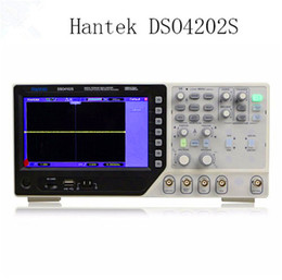 Wholesale Dds Generators - New arrive HANTEK DSO4202S 200MHz 1GSa s 2 Channel USB Digital Oscilloscope 25MHz Arbitrary Function Waveform Generator DDS 800x480