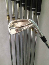 Wholesale Dynamic Gold Shafts Set - 8PCS MP-69 Golf Irons Set 3456789P With Dynamic Gold Steel S300 shaft MP69 Golf Irons Right hand