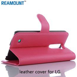Lg g2 mini casi online-Commercio all'ingrosso per il nuovo design Custodia portafoglio in pelle PU per LG G2 G2 MINI con casi porta carte di credito Cassa del telefono cellulare