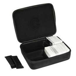 Wholesale Play Squares - Caseling Extra Large Hard Case (2 Row) for Cards against humanity uno playing cards Includes 5 Moveable Dividers. Fits about 1600 Cards