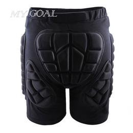 Wholesale Padded Snowboard Pants - Wholesale-Adult Men Women Protective Hip Butt Pad Pants for Skate Snowboard Size M L XL XXL XXXL activity Men Pants