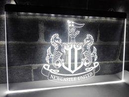 Wholesale Neon Lights Signs - LD216w- newcastle united LED Neon Light Sign