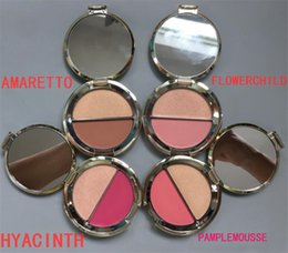 Wholesale Quality Hill - In stock!!Newest High quality! Becca blush with highlighter Becca x Jaclyn Hill double blush contour 24pcs free shipping by dhl