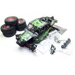 Wholesale Eagle Plastic - Wholesale-Feiyue FY-03 Eagle RC Remote Control Car Kit For DIY Handmade Upgrade Parts Without Electronic Parts