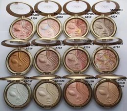 Wholesale Skinfinish Natural - FREE SHIPPING HOT good quality Lowest Best-Selling good sale Newest Holiday Powder Bronzer Extra Dimension Skinfinish Face Powder+ gift
