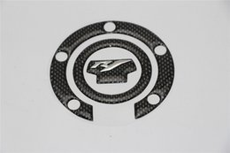 Wholesale R1 Decals - KODASKIN Carbon Tank Pad Sticker Decal emblem GRIPPER STOMP GRIPS EASY for YZF1000 R1