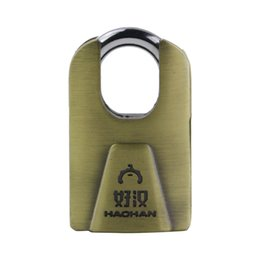 Wholesale Security For Door Lock - New Arrival High Quality 40# Bronze Blade Padlock for House Home Used Door Locks Security Locks