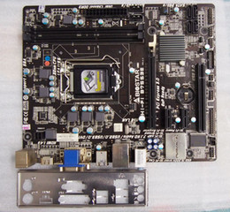 Wholesale Micro Atx Hdmi - B75S3E Motherboard B75 Motherboards LGA 1155 USB3.0 HIFI PCIE 3.0