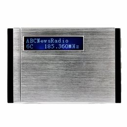 Wholesale Pocket Stereo Radio - Wholesale-Portable DAB Radio+FM Stereo Pocket Radio DAB Receiver with LCD Display Best Radio Receiver Y4396D