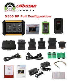 Wholesale Immobilizer Software - OBDSTAR X300 DP PAD Tablet Key Programmer Full Configuration Immobilizer+ odometer Adjustment+ EEPROM PIC Adapter+ OBDII+ ABS...