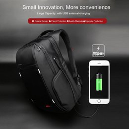 "Wholesale Usb 36 - 2017 NEW Waterproof Notebook Bags USB Charging Anti-theft 15.6"" Laptop Backpacks"