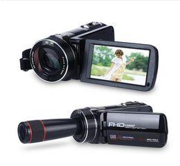 Wholesale Digital Video Camera Binoculars - 1x Digital Camcorder Video Movie Recorder Macro 16X Zoom Camera Compact Portable Quality TF Card Recorder Movie Small