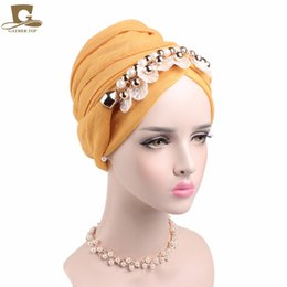 Wholesale Summer Pendant Scarves - 2017 NEW pearl shell Pendant head Scarf headscarf turban soft cotton voile long headwrap Necklace Scarves women hijab