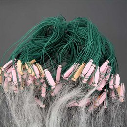 Wholesale Gill Net Monofilament - 25m 3 Layers Monofilament Gill Fishing Net with Float Fish Trap Rede Fishing Network Durable Outdoor Sports