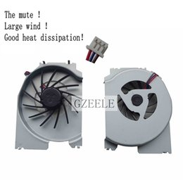 Wholesale Ibm Laptops - Wholesale- NEW cpu cooling fan for Lenovo IBM thinkpad R52 ATI X300 laptop cpu cooling fan cooler
