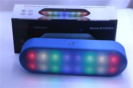 Wholesale Center Flash - BT808NL New Pill 2 Mini Portable TF Wireless Bluetooth Speaker FM With Pulse LED Liht Flash Pill XL Speaker Bulit-in Mic Handsfree PK BT808L