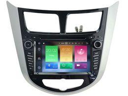 Wholesale Dvd For Hyundai Verna - Navirider 2GB ram 32gb ROM octa core Android 6.0 Car DVD player GPS for HYUNDAI VERNA ACCENT SOLARIS stereo head units DVR RADIO 3G GPS NAVI