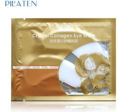 Wholesale Favors Birthday - PILATEN Collagen Crystal Eye Masks Dark Circle Moisture Eyes Care Women Favors Birthday Gifts