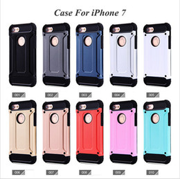 Wholesale Water Resistant Case Huawei - TPU+PC Gold Phone Cover Case For Samsung Note5 S7 edge Iphone7 Case Protector Cover Cases For Iphone 6 6s Huawei P9 LG