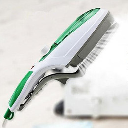 Wholesale Steam Hang - Portable Mini Iron Handheld household Steam Brush Hanging Ironing High Quality Machine Flatiron Easy To Carry Hot Sell 37 24jl H1 R