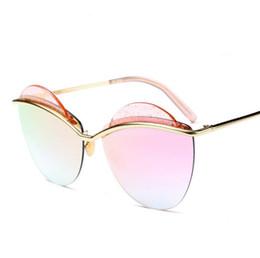 273c1ed126c09 2019 óculos de sol redondo leopardo Padrão de leopardo Tendência  Personalidade sexy Irregular Mulheres Óculos De