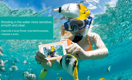 Wholesale Iphone 5c S - PZOZ Waterproof Underwater Mobile Phone Case Bag Pouch For iPhone 6 s Plus 5C 5SE 4 For Samsung S7 S6 S5 Xiaomi Redmi Note 3 mi5