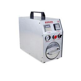 TBK-405 Portátil mini AutoClave OCA ar Remover bolhas máquina Built-in compressor de ar para reparação recondicionar LCD móvel cheap mini bubble machine de Fornecedores de mini máquina de bolha