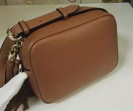 Wholesale Desinger Woman - Brand desinger handbag genuine leather high quality fashion luxury shoulder bag messenger bag famous